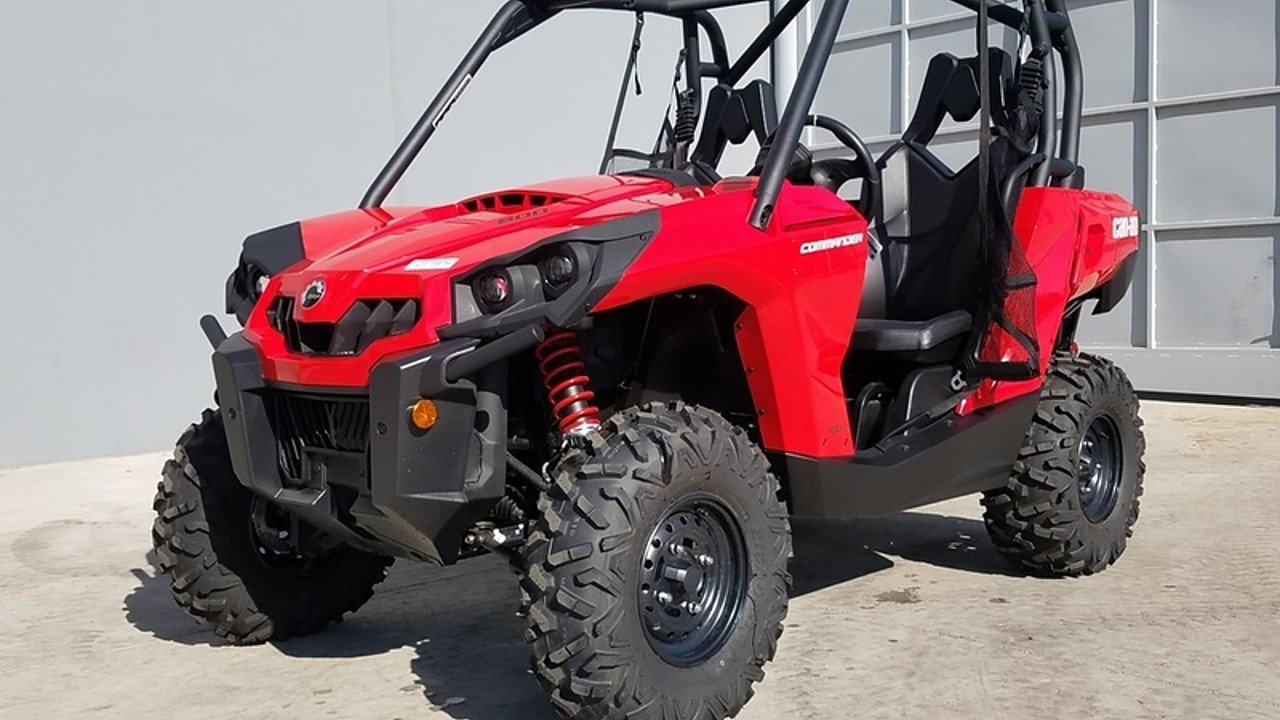2017 Can-Am Commander 800R for sale 200453994