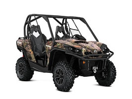 2017 Can-Am Commander 800R for sale 200406817