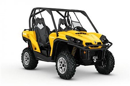 2017 Can-Am Commander 800R for sale 200421862