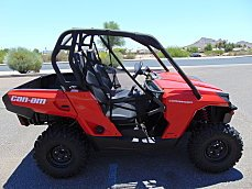 2017 Can-Am Commander 800R for sale 200464931