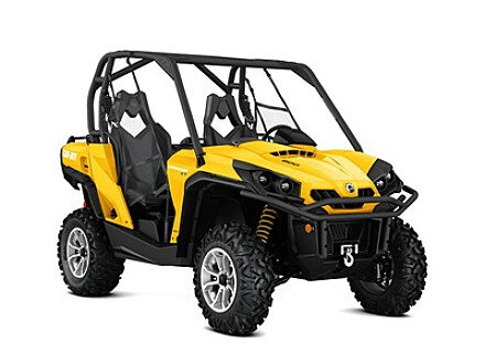 2017 Can-Am Commander 800R for sale 200510245