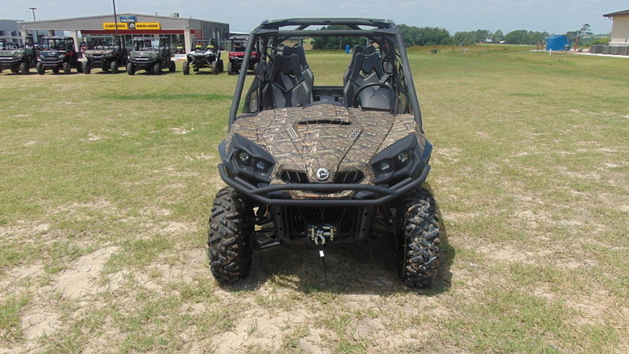 2017 Can-Am Commander MAX 1000 for sale 200442813