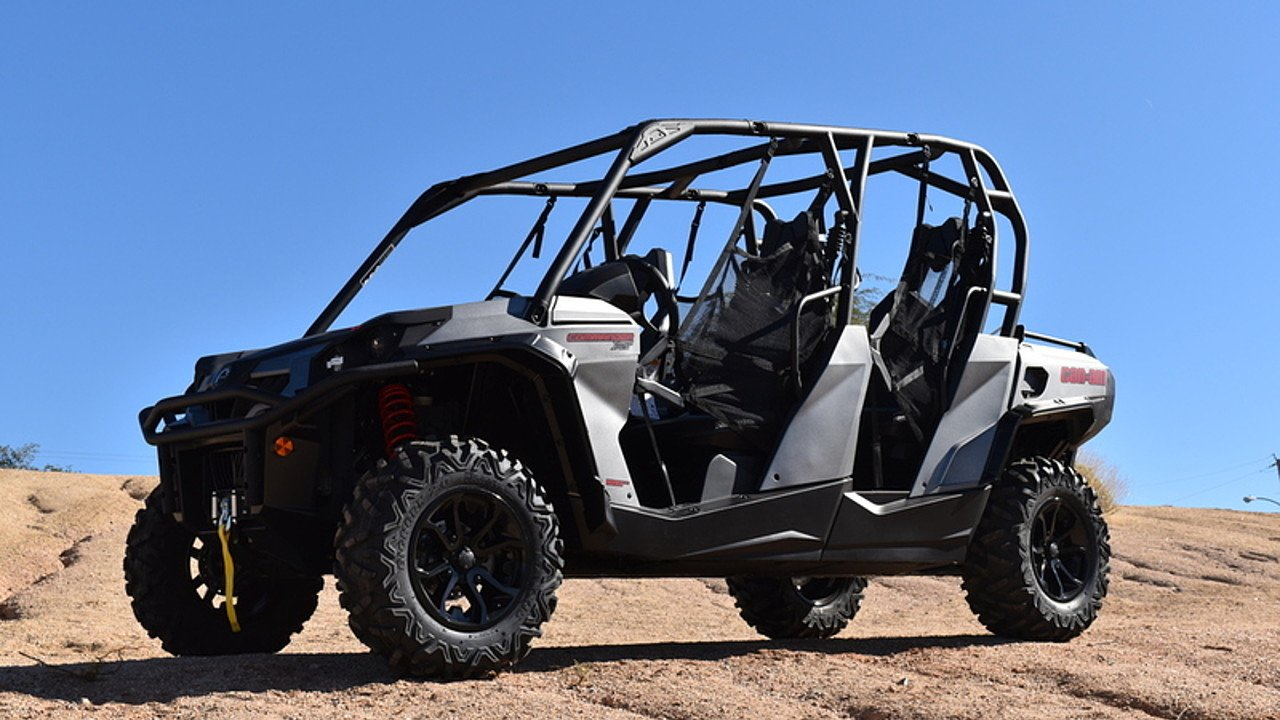 2017 Can-Am Commander MAX 1000 for sale 200451802
