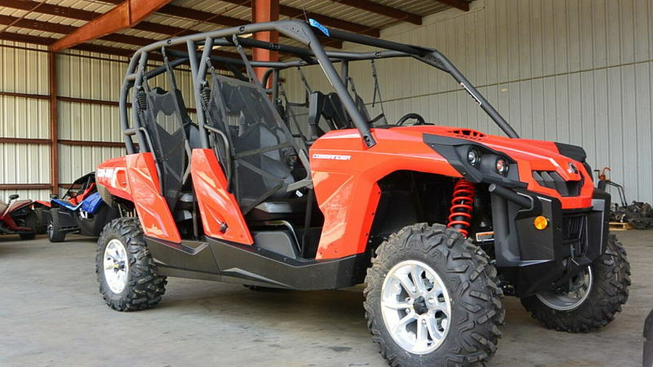 2017 Can-Am Commander MAX 800R for sale 200420194