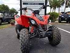 2017 Can-Am DS 70 for sale 200464216