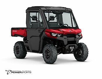 2017 Can-Am Defender for sale 200371618
