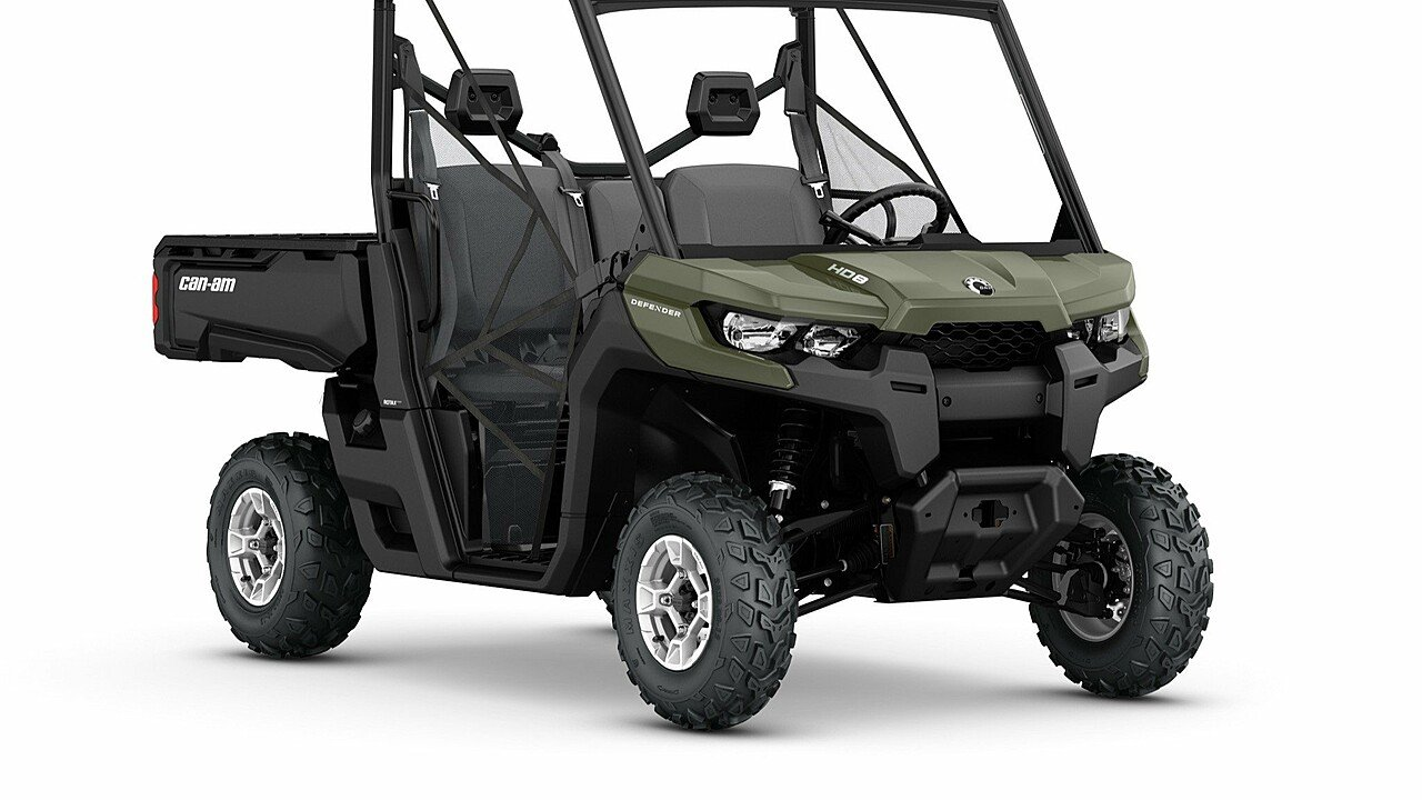 2017 Can-Am Defender for sale 200371628