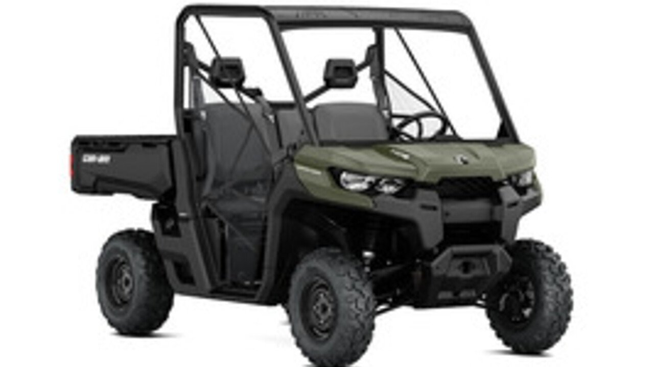 2017 Can-Am Defender for sale 200406828