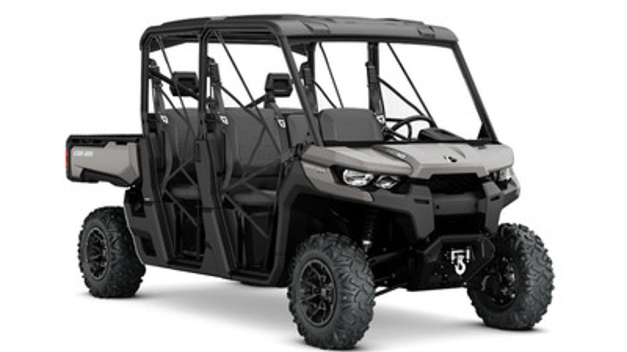 2017 Can-Am Defender for sale 200406833