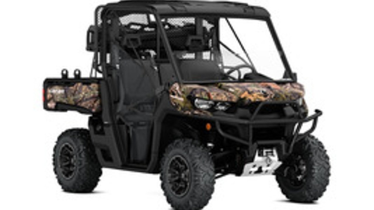 2017 Can-Am Defender for sale 200406837