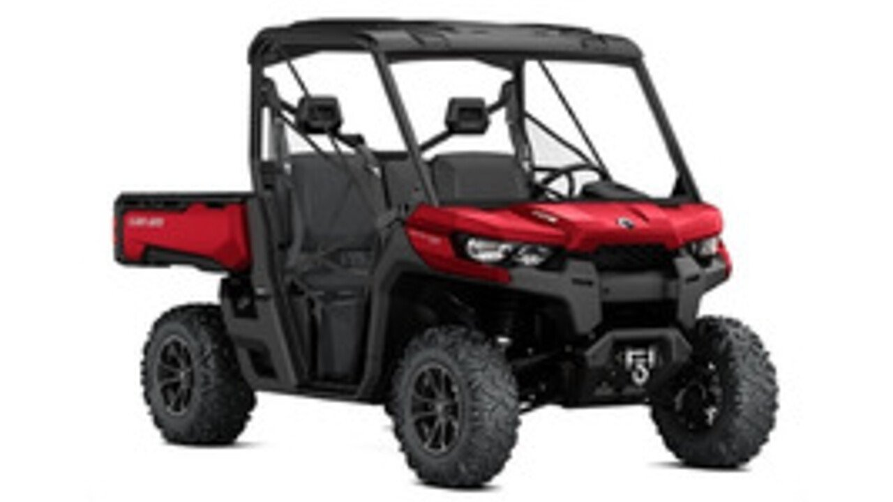 2017 Can-Am Defender for sale 200406843