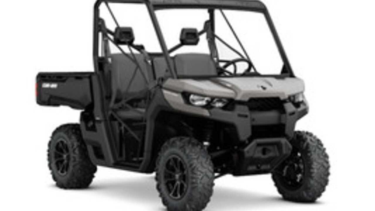2017 Can-Am Defender for sale 200409915