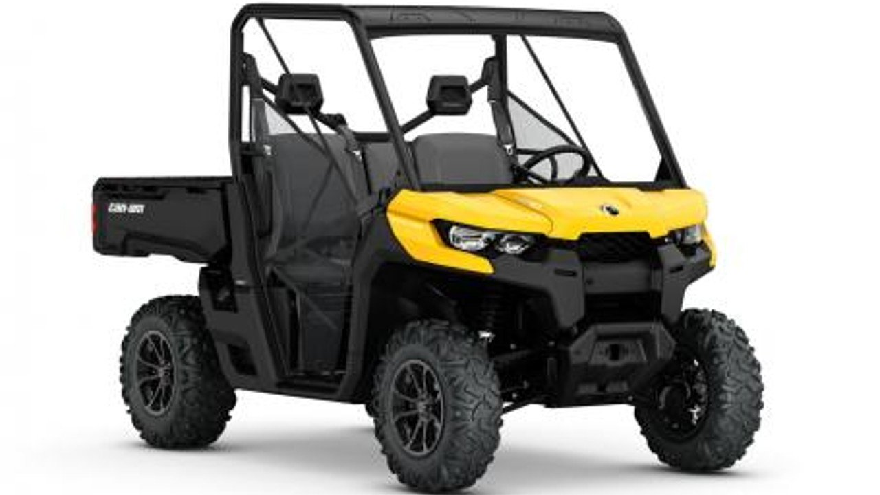2017 Can-Am Defender for sale 200421781