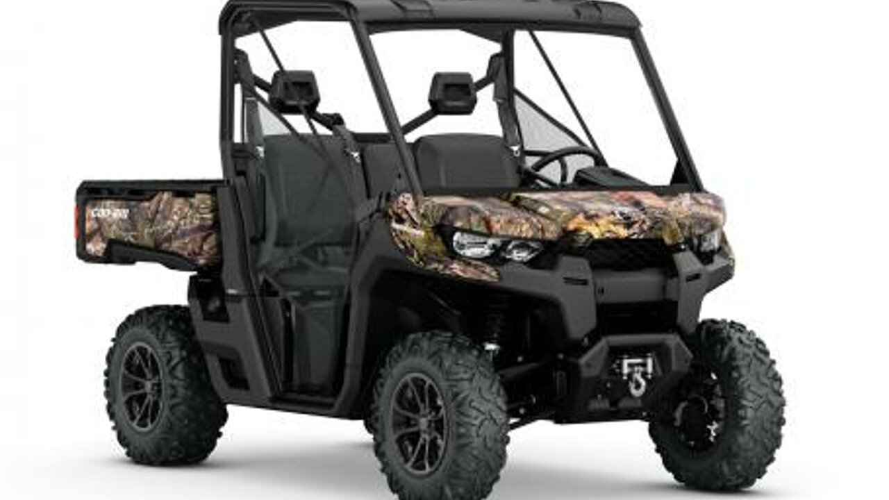 2017 Can-Am Defender for sale 200421802