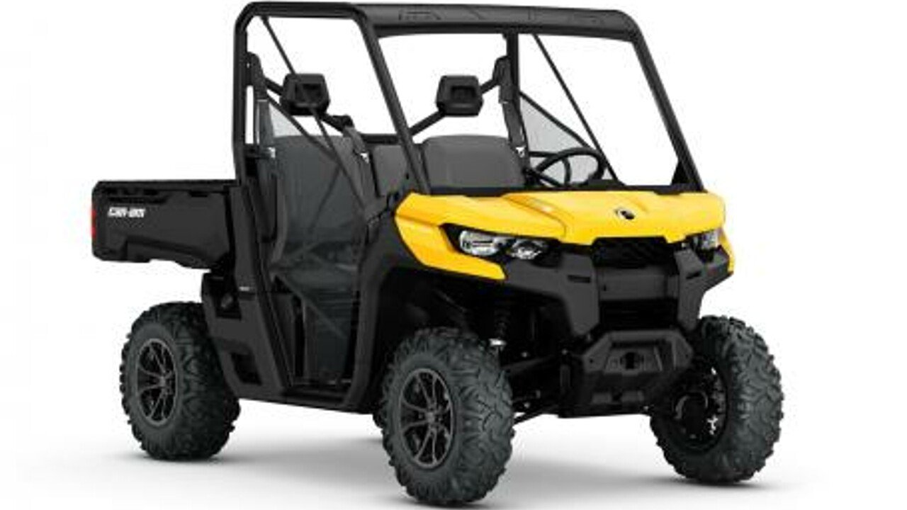 2017 Can-Am Defender for sale 200421815
