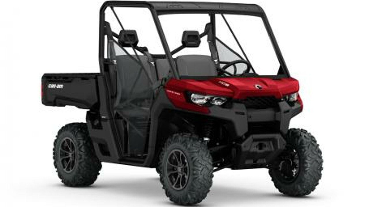 2017 Can-Am Defender for sale 200422110