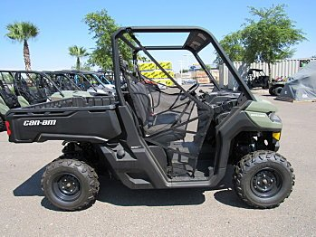 2017 Can-Am Defender for sale 200427683