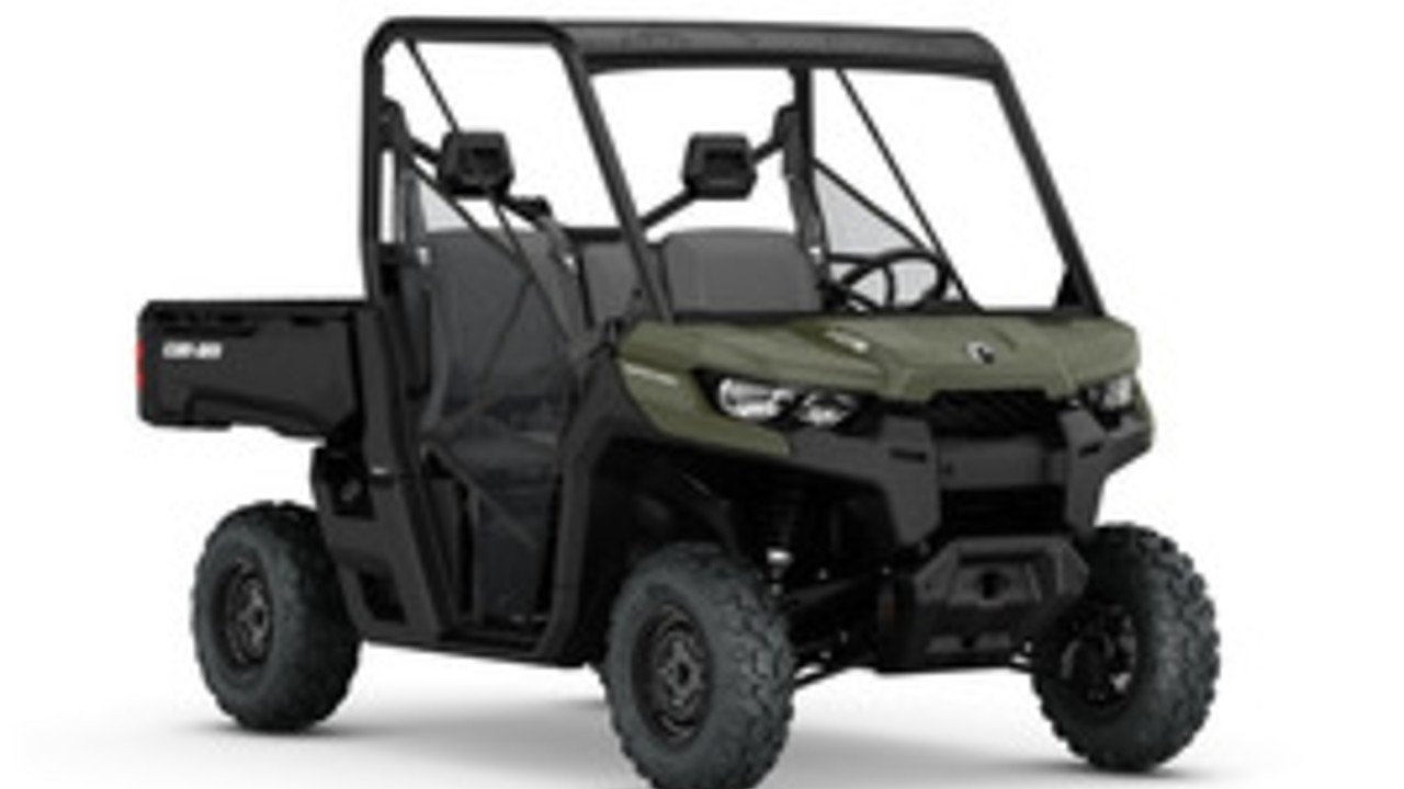 2017 Can-Am Defender for sale 200436691