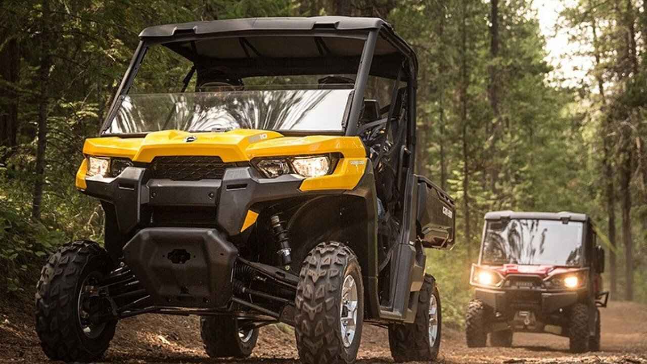 2017 Can-Am Defender for sale 200438415