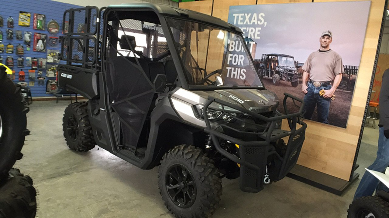 2017 Can-Am Defender for sale 200465792
