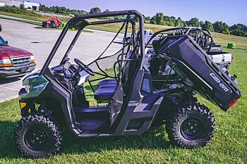2017 Can-Am Defender for sale 200482149