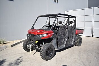 2017 Can-Am Defender MAX XT for sale 200501349