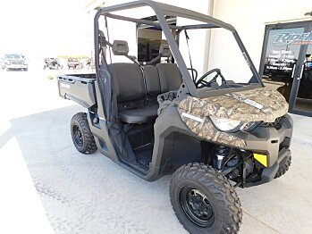 2017 Can-Am Defender for sale 200564702