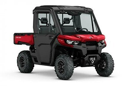2017 Can-Am Defender for sale 200421750