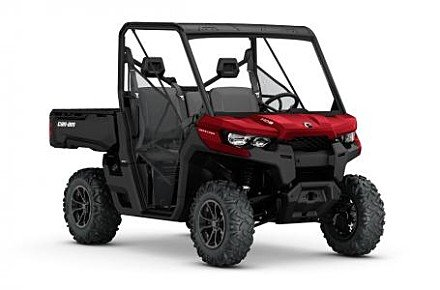 2017 Can-Am Defender for sale 200422111