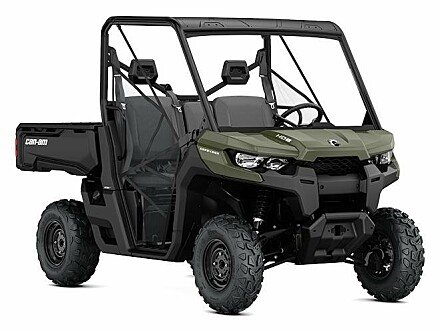 2017 Can-Am Defender for sale 200465140