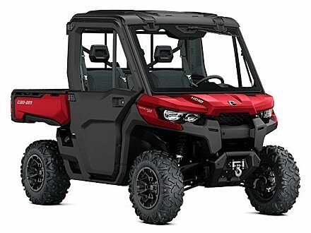 2017 Can-Am Defender for sale 200465518