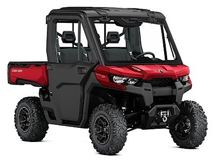 2017 Can-Am Defender for sale 200465524