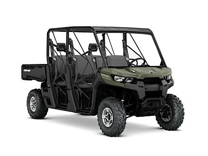 2017 Can-Am Defender for sale 200511048