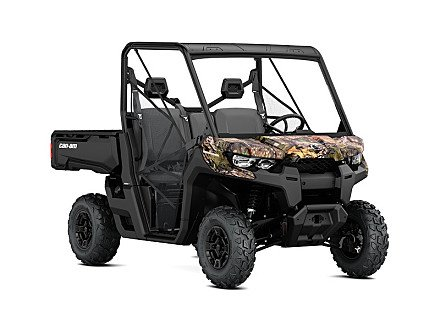 2017 Can-Am Defender for sale 200511071