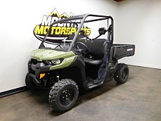2017 Can-Am Defender for sale 200538348