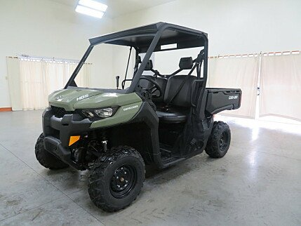 2017 Can-Am Defender for sale 200546247