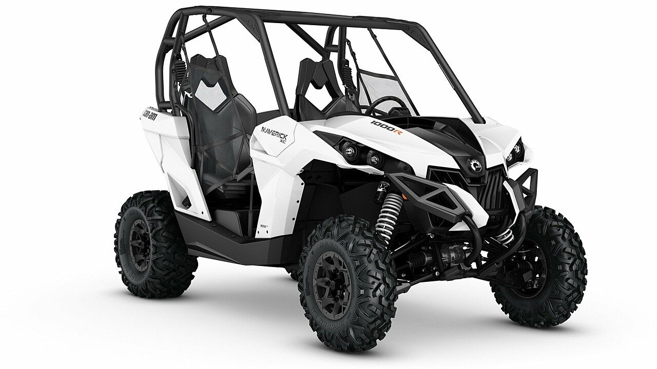 2017 Can-Am Maverick 1000R for sale 200372760