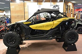 2017 Can-Am Maverick 1000R X3 XDS for sale 200423429