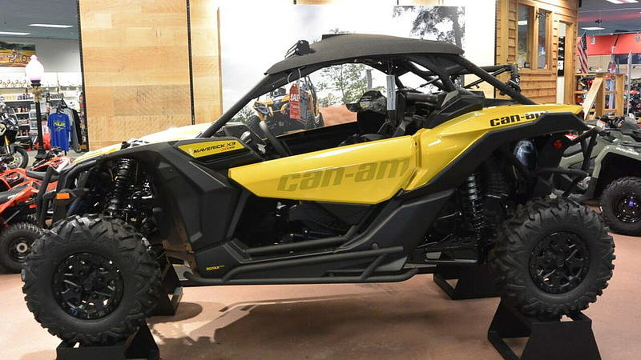 2017 can am maverick 1000r x3 xds for sale near concord north carolina 28027 motorcycles on. Black Bedroom Furniture Sets. Home Design Ideas