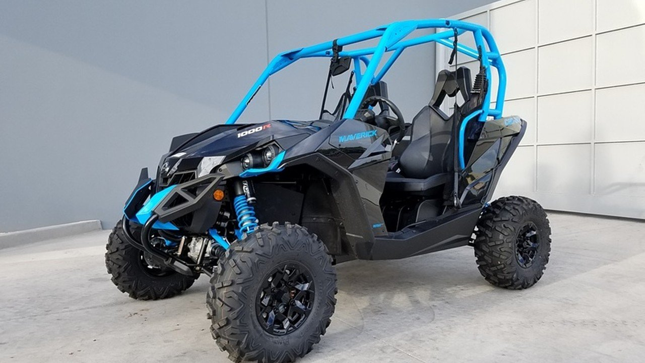 2017 Can-Am Maverick 1000R for sale 200437612