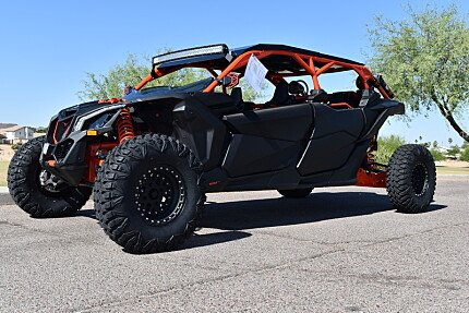 2017 Can-Am Maverick MAX 1000R for sale 200469714