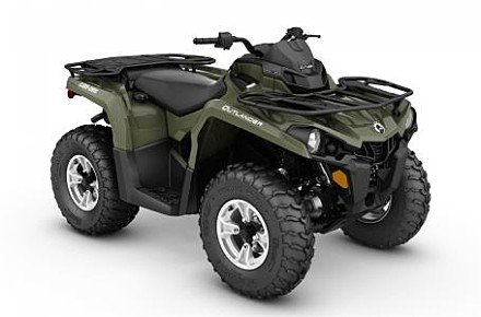 2017 Can-Am Outlander 450 for sale 200421816