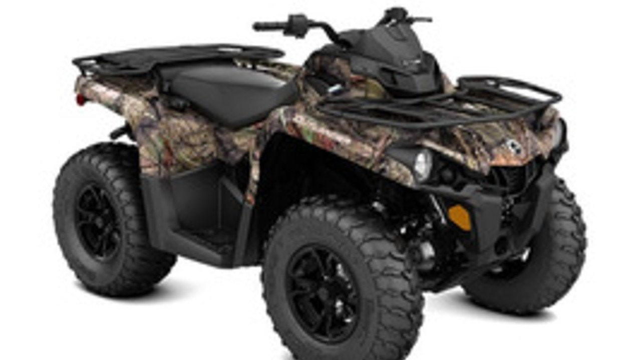 2017 Can-Am Outlander 450 for sale 200366815