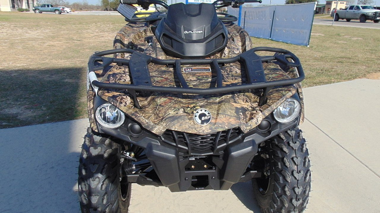 2017 Can-Am Outlander 450 for sale 200420806