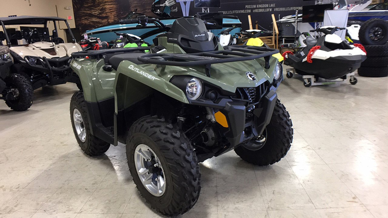 2017 Can-Am Outlander 450 for sale 200422594