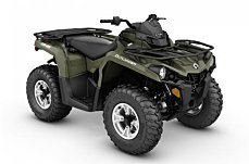 2017 Can-Am Outlander 450 for sale 200417118
