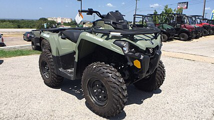 2017 Can-Am Outlander 450 for sale 200456892