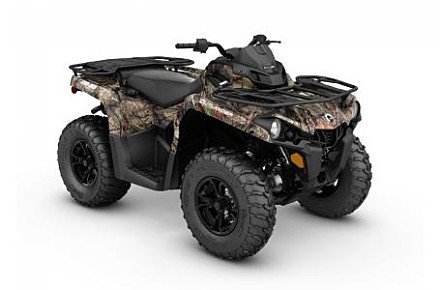 2017 Can-Am Outlander 450 for sale 200471137