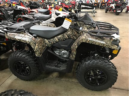 2017 Can-Am Outlander 450 for sale 200501652