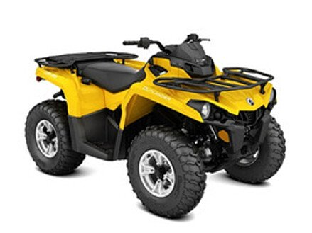 2017 Can-Am Outlander 450 for sale 200502046